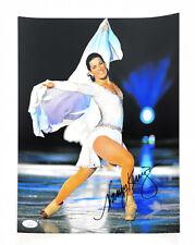 NANCY KERRIGAN WINTER OLYMPICS HAND SIGNED AUTOGRAPHED 11X14 PHOTO WITH JSA COA