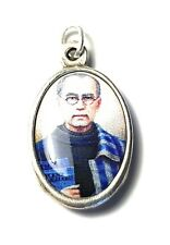 "Saint Maximillian Kolbe relic 1"" medal Against drug addictions, prisoners"