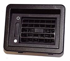 1994-1998 Land Rover Discovery 1 Headliner REAR AIR CONDITIONING VENT (BLACK)
