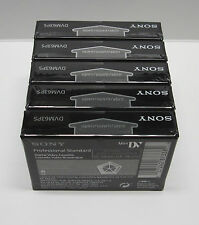 5 Sony Pro GL1 Mini DV camcorder video tape for Canon XL2 XL1 XH A1 A1S GL2