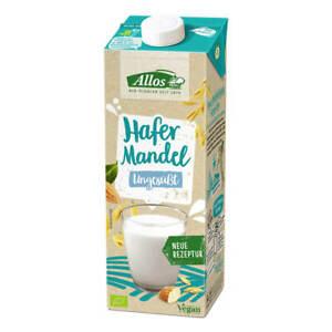 Allos - Hafer Mandel Drink - 1 l - 6er Pack