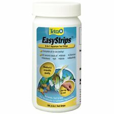 Tetra 19543 EasyStrips 6-in-1 Test Strips, 100-Count, New, Free Shipping