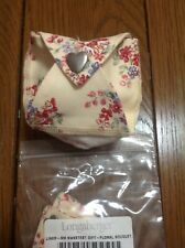 New Longaberger Sm Sweetest Gift Liner - Floral Bouquet