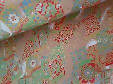 Tradizionale giapponese Chiyogami Washi Yuzen Paper (BR74) ~ foglio di grandi dimensioni 61 x 45cm