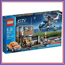 ❤ LEGO City 60009 ❤ L'intervention de l'Hélicoptère ❤ NEUF SCELLE ❤