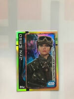 Star Wars: Rogue One Limited Edition LESA - Jyn Erso TRADING CARD