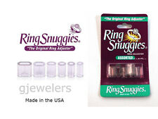 Ring Snuggies Guard Size Adjuster for Loose Rings Bands Wedding Ring NEW Sizer