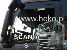 SCANIA S / R   2016 -   Wind deflectors  2.pc RHD HEKO 28704