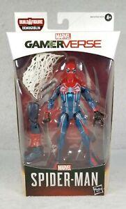 Marvel Legends Gamerverse Spider-Man Spider Armor Velocity Demogoblin BAF New
