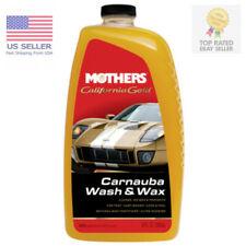 MOTHERS 05674 California Gold Car Wash / Wax 64oz