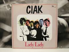 "CIAK - LADY LADY 12"" MIX EXCELLENT ITALO DISCO"