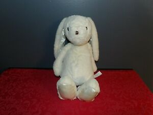 "RARE 15"" Geoffrey Animal Alley 2017 Toys R Us CREAM Plush Soft BUNNY Rabbit"