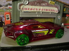 ➽☀ 2017 X-RAYCERS Design BULLET PROOF☆red/yellow;pr5 green☆LOOSE Hot Wheels