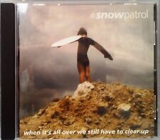 Snow Patrol - When It's All Over We Still Have to Clear Up (CD 2001)