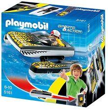 Playmobil ® 5161-croc speeder! nuevo!