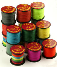 New PE Material 100M Multicolor Dyneema Spectra Super FIish Braid Line 130-300lb