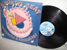 BRONSKI BEAT-HUNDREDS & THOUSANDS vinyl rock LP
