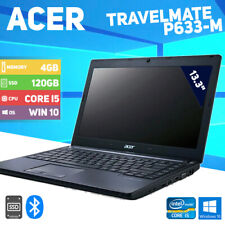 Acer Travelmate P633-MS2362 Laptop - Core i5 - Win 10 - 4GB memory -120GB SSD
