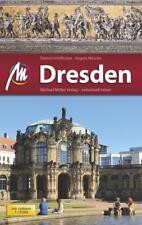 REISEFÜHRER DRESDEN +Stadtplan 2016/17 Michael Müller Verlag, wie neu, ungelesen
