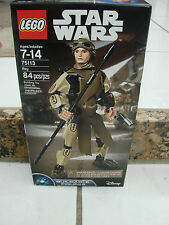 Lego Star Wars 75113 Rey Buildable Figure new sealed Disney Action figure