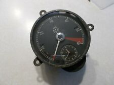 JAGUAR XK150 USED TACHOMETER WITH CLOCK