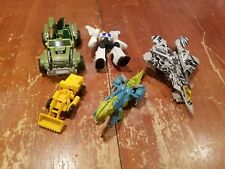 Lot of 5 Transformers Figures