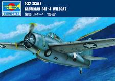 Trumpeter 02223 1/32 Grumman F4F-4 Wildcat