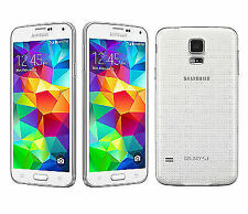 """5.1"""" Samsung Galaxy S5 G900t - 4g LTE Android Mobile Phone - White"""