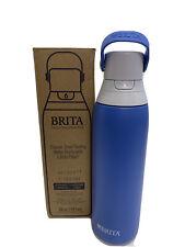 BRITA Premium Filtering Water Bottle 20oz Leakproof - NO FILTER - GENTLY USED