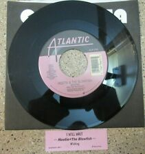 Hootie & The Blowfish : I Will Wait / Wishing w/ Slip 45 Rpm / 2B