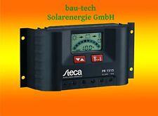 Steca LCD Display PR 1515 Solar Laderegler 12V 24V Wohnmobil Camping Solaranlage