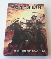 IRON MAIDEN - Death on the road - COFFRET DVD