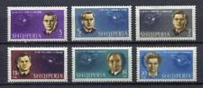 26941) ALBANIA 1963 MNH** Cosmonauts 6v Space