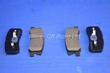 Brake Pads Rear (4) for Mitsubishi Shogun 3.2DID 2/2000-8/2006