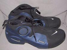 2000 Nike Flightposite 2 II Kevin Garnett Mens Size 15 Black Blue 830196-441 Vtg