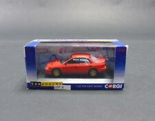 Véhicules miniatures rouge pour Subaru 1:43