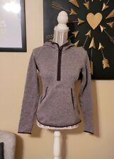 New listing Lululemon Women's Hooded Fleece & Thank You Heathered Lilac Purple Size 4