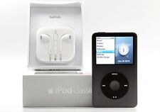  Apple iPod Classic 7th Generation 160gb in Original Box + New EarPods ★★★★★