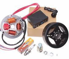 Zündung Elektronik 6V 35W Grundplatte Steuerteil Schwungscheibe für Simson S51
