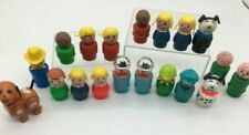 Lote de Fisher Price Little People vintage