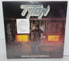 TYTON Mind Over Metal LP 1987 Medusa Records Still Sealed Heavy Metal Vinyl