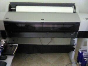 Epson Stylus Pro 9800 Large Format Inkjet Printer Excellent Condition