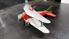 Wyandotte Biplane Trimotor Airplane