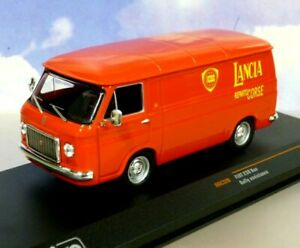 IXO 1/43 FIAT 238 LANCIA RACING/RALLY TEAM ASSISTANCE/SUPPORT VAN 1972 RAC320