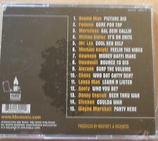 Toxic Riddim - Beenie Man, Hawkeye, Mr Lex u.a. - CD neu und OVP