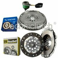 LUK 2 PART CLUTCH KIT AND SACHS DMF AND CSC FOR VOLVO V40 ESTATE 2.0 T