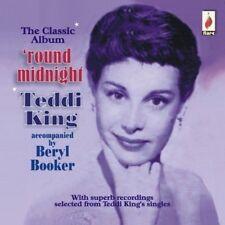Teddi King, King Teddi - Round Midnight [New CD]