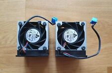 2x  Dell PowerEdge R520 Fan Lüfter - F7HNN-A00 - Dell part.no. 01KVPX ..(1)