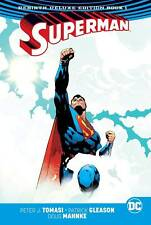 SUPERMAN REBIRTH DELUXE EDITION HARDCOVER Collects DC Comics #1-13 HC SRP $35
