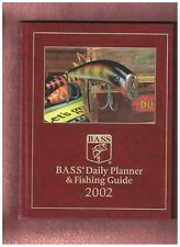 2002 B.A.S.S.DAILY PLANNER & FISHING GUIDE